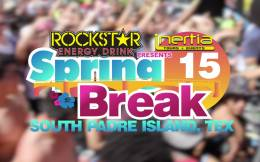 Spring Break 2015 by Inertia Tours by Rockstar